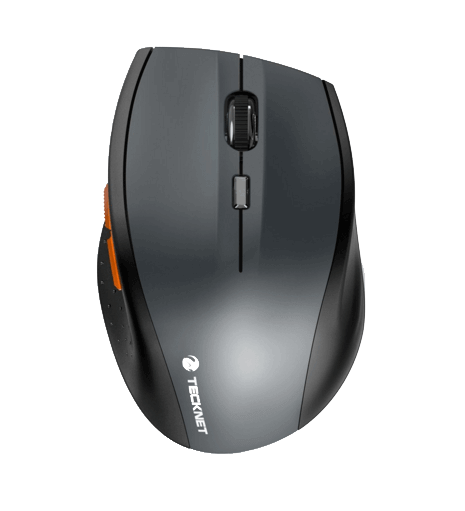 how to connect tecknet wireless mouse