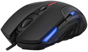 Sentey Nebulus GS-3511 Elite Gamer Series Mouse Review