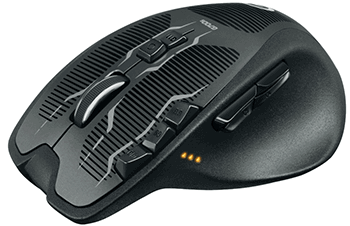 Logitech G700s 910-003584 Rechargeable Gaming Mouse Review