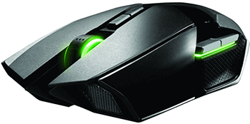 Razer Ouroboros Elite Ambidextrous Gaming Mouse Review