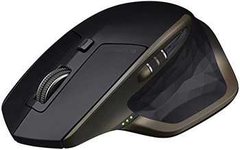 Logitech MX Master Wireless Mouse Review