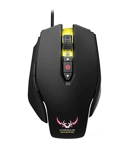 Corsair Gaming M65 FPS Gaming Mouse Review