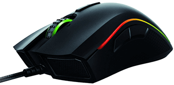 Razer Mamba Tournament Edition Gaming Mouse Review