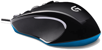 Review: Logitech G300s optical gaming mouse