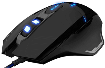 E-Blue EMS626 Mazer III budget gaming mouse
