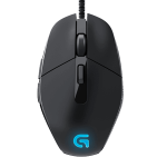 Logitech G302 Daedalus Prime MOBA Gaming Mouse Reaview