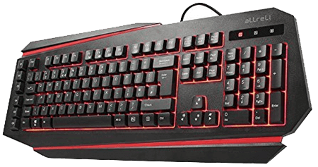 The best budget gaming keyboard of 2016 - aLLreLi K9500U cheap gaming keyboard