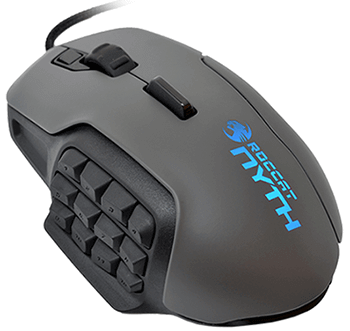 Review: Roccat Nyth gaming mouse