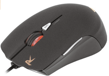 GAMDIAS Ourea GMS5510 left handed gaming mouse