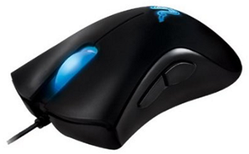 Razer DeathAdder left handen gaming mouse