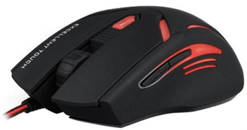 aLLreLi SK-T2 left handed gaming mouse