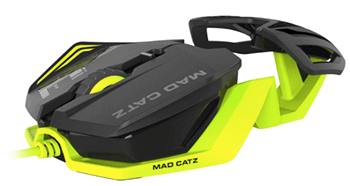 Mad Catz RAT1 Wired Gaming Mouse