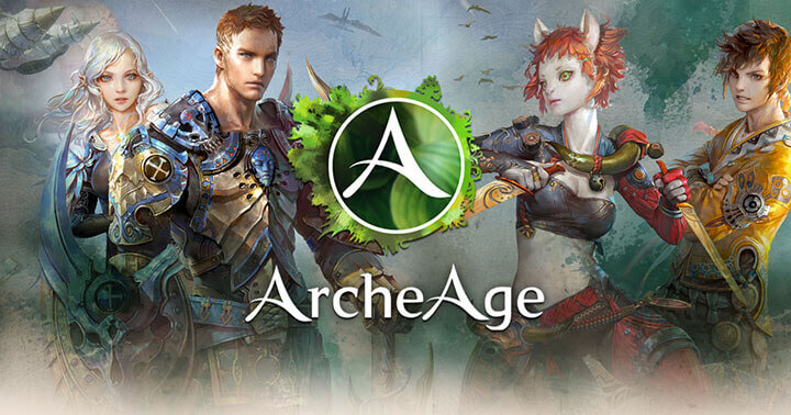 ArchAge's new update, crashes North American Servers