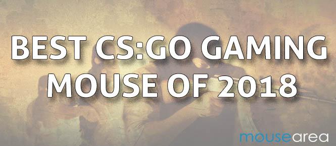 Best CS-GO mouse 2018